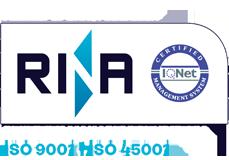 Certificazioni ISO e RINA